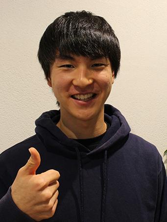 小田切勇人さん